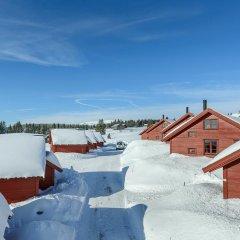 Отель Lillehammer Fjellstue 3* Коттедж с различными типами кроватей фото 9
