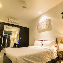 Отель Bang Tao Beach Pool Villa комната для гостей
