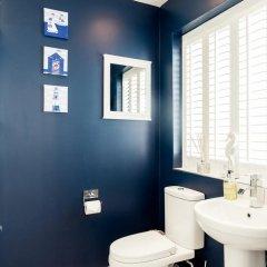 Отель The Beach House Великобритания, Кемптаун - отзывы, цены и фото номеров - забронировать отель The Beach House онлайн ванная фото 2