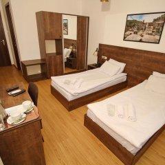 Отель Tbilisi View 3* Стандартный номер с 2 отдельными кроватями фото 4