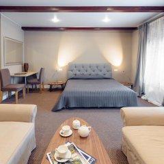 Гостиница Карина Полулюкс с разными типами кроватей фото 12