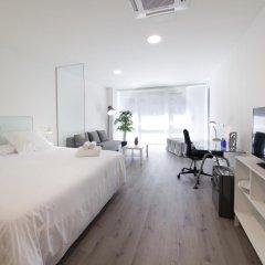 Отель Pension T5 Donostia Suites Улучшенный номер с различными типами кроватей фото 8