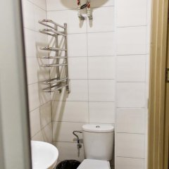 Mini Hotel Metro Sportivnaya Стандартный номер двуспальная кровать фото 5