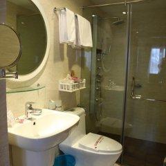 Hanoi Elegance Ruby Hotel 3* Люкс с различными типами кроватей фото 10