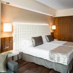 Отель Catalonia Ramblas 4* Стандартный номер с различными типами кроватей фото 4