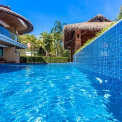 Отель Tup Kaek Sunset Beach Resort 3* Номер Делюкс с различными типами кроватей фото 11