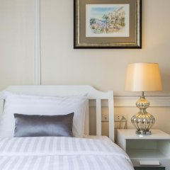 Отель The Ritz Aree 3* Стандартный номер с различными типами кроватей (общая ванная комната) фото 5
