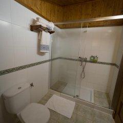 Отель Casa Rural Martxoenea Landetxea ванная