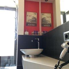 Hotel Calabria ванная