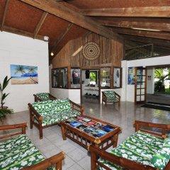 Отель Kosrae Nautilus Resort Федеративные Штаты Микронезии, Косраэ - отзывы, цены и фото номеров - забронировать отель Kosrae Nautilus Resort онлайн интерьер отеля