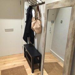 Апартаменты Royal Mile Studio Эдинбург сейф в номере