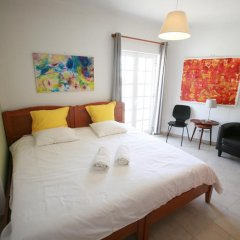 Отель Flow House - Guesthouse Surf Kite Surf School 3* Стандартный номер двуспальная кровать (общая ванная комната) фото 14