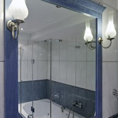 Parnon Hotel 3* Стандартный номер с различными типами кроватей фото 19