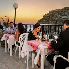 Отель Xlendi Resort & Spa Мальта, Мунксар - 2 отзыва об отеле, цены и фото номеров - забронировать отель Xlendi Resort & Spa онлайн питание фото 2