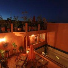 Отель Riad Zen House 4* Улучшенный номер