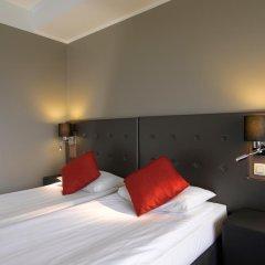 Thon Hotel Brussels City Centre 4* Стандартный номер с разными типами кроватей фото 4