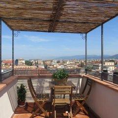 Отель Appartamento Montebello Италия, Флоренция - отзывы, цены и фото номеров - забронировать отель Appartamento Montebello онлайн балкон