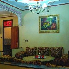 Отель Residence Miramare Marrakech 2* Стандартный номер с различными типами кроватей фото 15