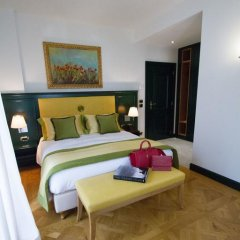 Ambra Cortina Luxury & Fashion Boutique Hotel 4* Стандартный номер с различными типами кроватей фото 23
