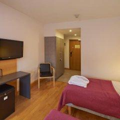 Отель Rantasipi Siuntion Kylpylä 3* Стандартный семейный номер с двуспальной кроватью фото 3