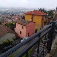 Отель La Locanda Del Musone Кастельфидардо балкон