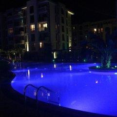 Отель Cascadas 7 Studio Болгария, Солнечный берег - отзывы, цены и фото номеров - забронировать отель Cascadas 7 Studio онлайн бассейн фото 3
