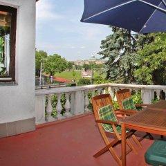 Апартаменты Budahome Apartments Будапешт балкон