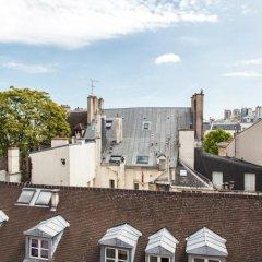 Апартаменты Odeon - Saint Germain Private Apartment балкон