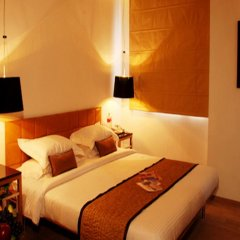 Отель Palace Heights Индия, Нью-Дели - отзывы, цены и фото номеров - забронировать отель Palace Heights онлайн комната для гостей фото 5