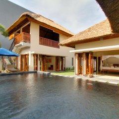 Отель Bali baliku Private Pool Villas 4* Вилла с различными типами кроватей фото 9