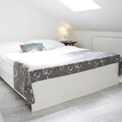 Апартаменты Royal Bellezza Apartments Улучшенная студия с различными типами кроватей фото 11