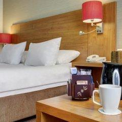 Гостиница Холидей Инн Москва Сущевский 4* Стандартный номер с разными типами кроватей фото 11
