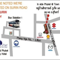 Ananas Phuket Hostel городской автобус