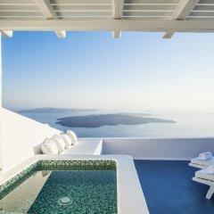 Отель Aliko Luxury Suites Греция, Остров Санторини - отзывы, цены и фото номеров - забронировать отель Aliko Luxury Suites онлайн комната для гостей фото 5