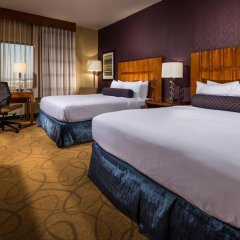 Отель DoubleTree by Hilton Carson комната для гостей