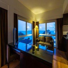 Апартаменты RCG Suites Pattaya Serviced Apartment Студия с различными типами кроватей фото 7