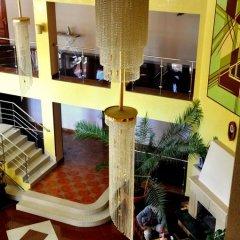 Гостиница Курорт Солнечная Поляна интерьер отеля