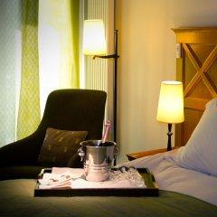 Отель Baud Hôtel Restaurant 4* Номер Делюкс с различными типами кроватей фото 4
