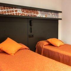 Отель Hostal Benidorm Номер категории Эконом с 2 отдельными кроватями фото 4