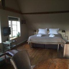 Отель de Goudvink Нидерланды, Абкауде - отзывы, цены и фото номеров - забронировать отель de Goudvink онлайн комната для гостей фото 4