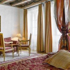 Hotel Residence Bijou de Prague 4* Улучшенный люкс с различными типами кроватей