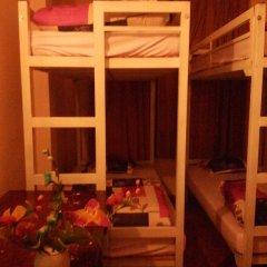 Tiny Tigers Hostel Кровать в общем номере с двухъярусной кроватью фото 4