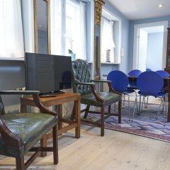 Отель Magstræde Central Apartment II Дания, Копенгаген - отзывы, цены и фото номеров - забронировать отель Magstræde Central Apartment II онлайн интерьер отеля