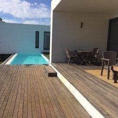 Отель U House Ericeira балкон