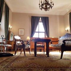 Отель Zamek Joannitów удобства в номере