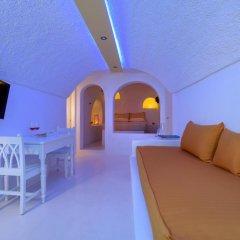 Отель Abyssanto Suites & Spa 4* Улучшенные апартаменты с различными типами кроватей фото 15