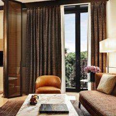 Bulgari Hotel Milan 5* Улучшенный люкс с различными типами кроватей фото 3