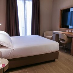Отель Worldhotel Cristoforo Colombo 4* Представительский номер с различными типами кроватей фото 5