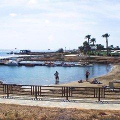Отель Oceanview Villa 089 Кипр, Протарас - отзывы, цены и фото номеров - забронировать отель Oceanview Villa 089 онлайн приотельная территория фото 2