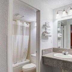 Отель Motel 6 Vicksburg, MS 2* Номер Делюкс с различными типами кроватей